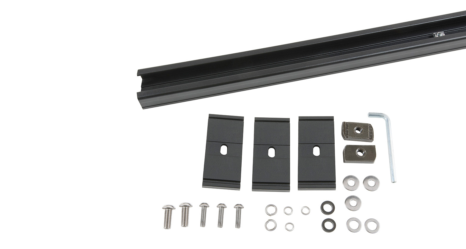 Pioneer Underside Bar (1192.5mm) (With Plastic Tabs)