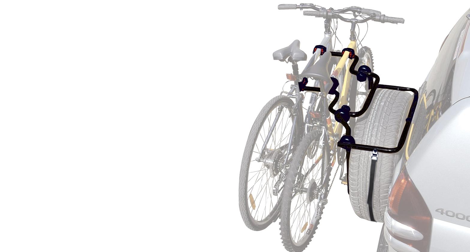 Spare Wheel Bike Carrier