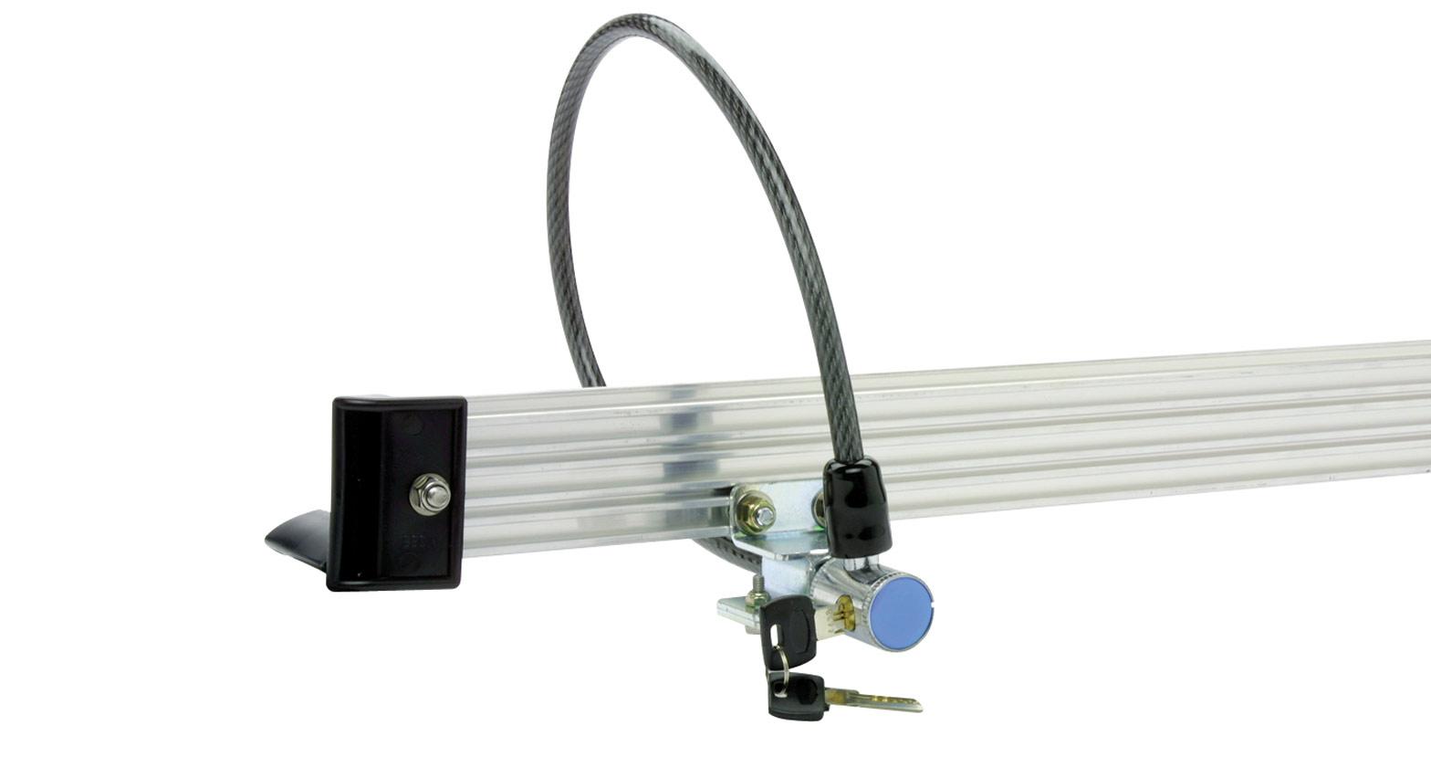 Ladder Rail Cable Lock