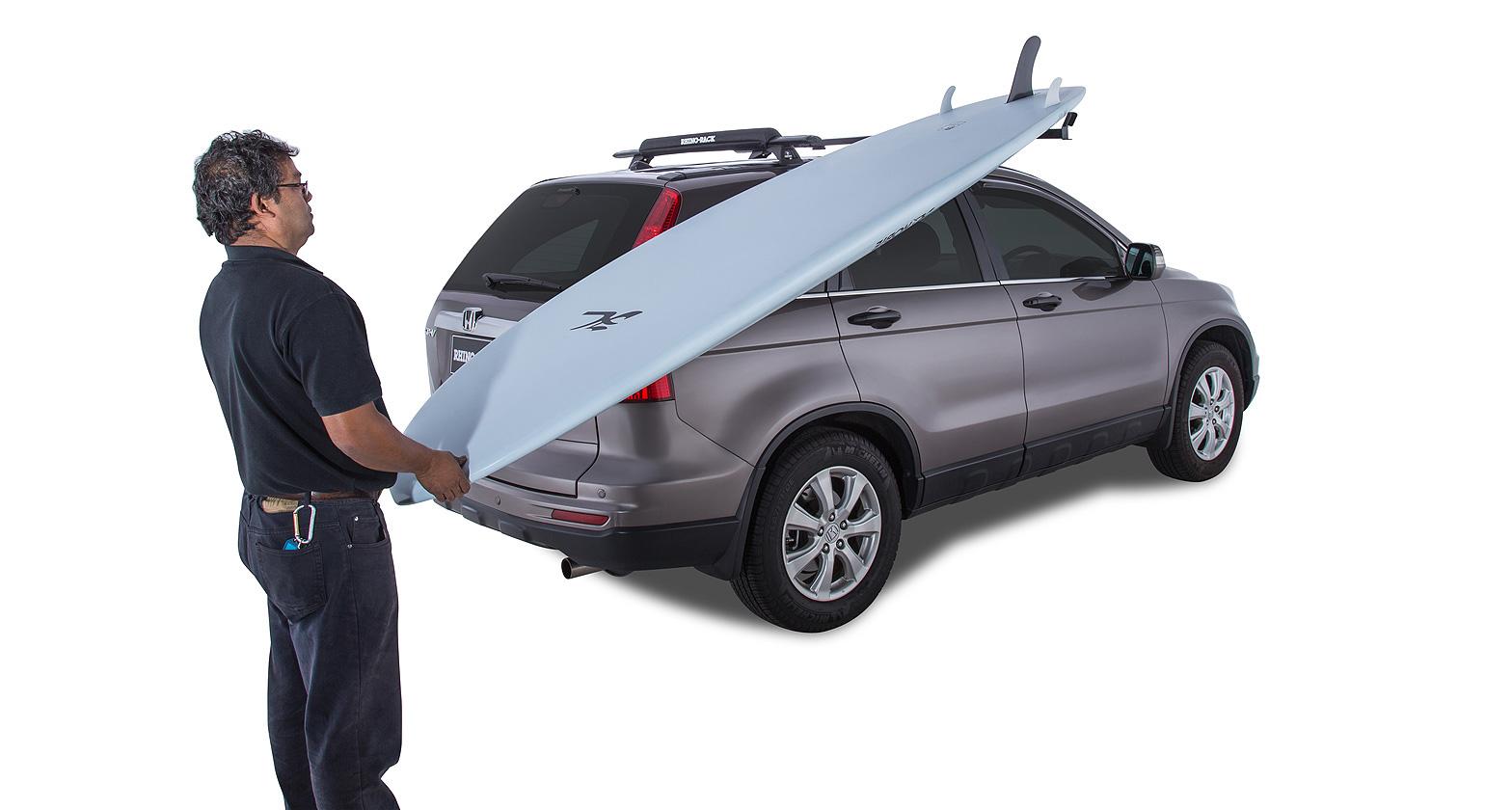 Rhino Rack Universal Side Loader Rack for Kayaks//Canoes