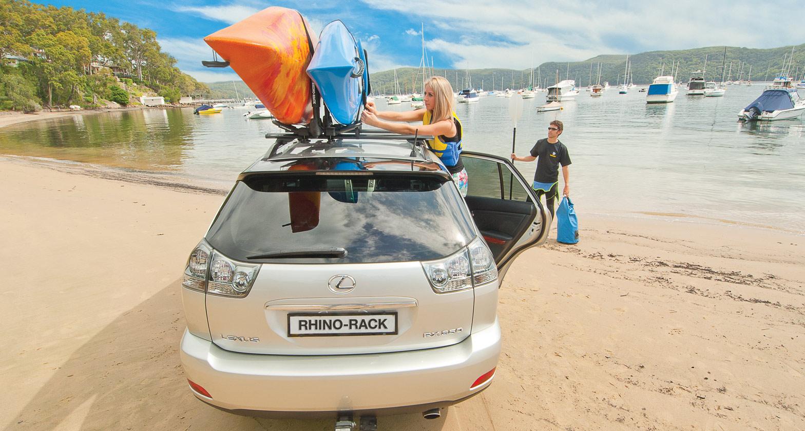 Car Rack Kayak Carrier