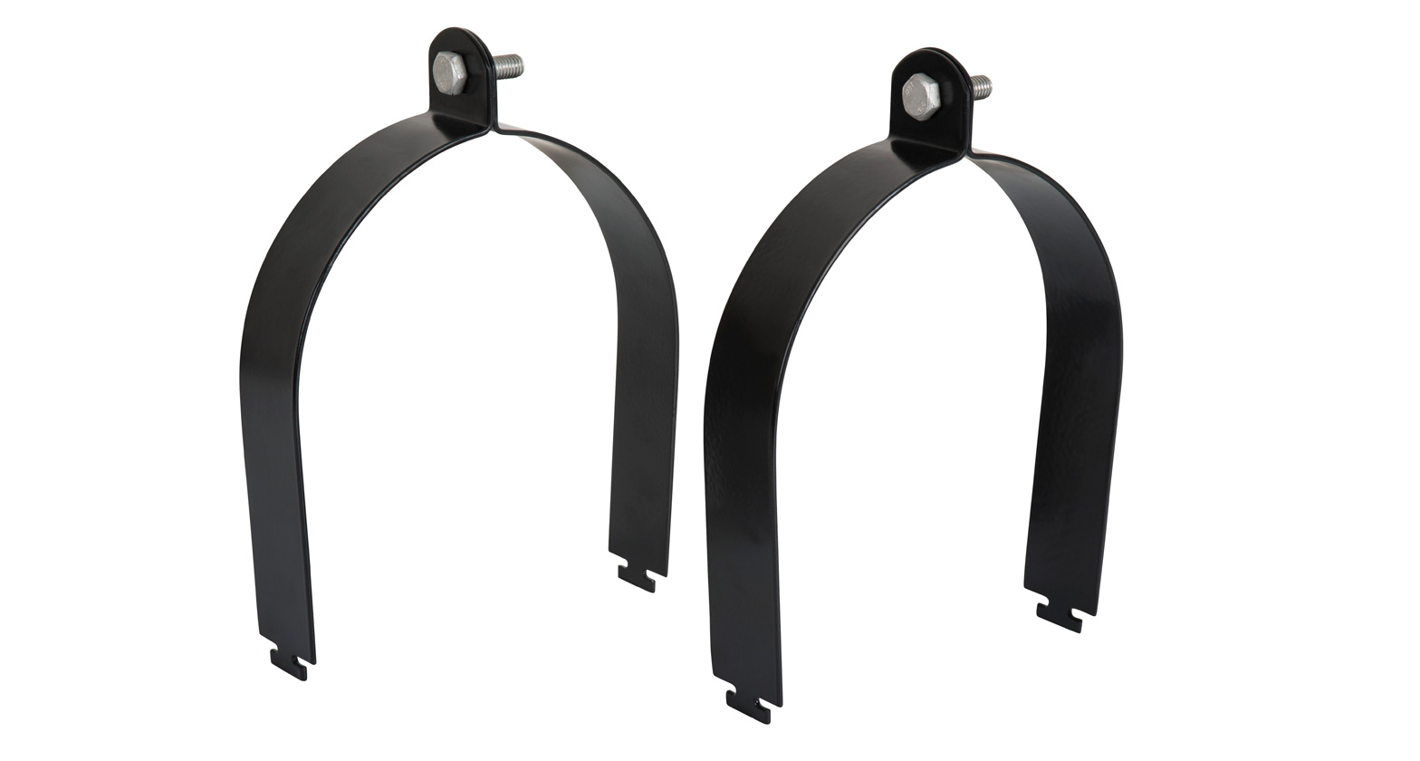 Vortex Pipe Clamps (150mm/6inches)