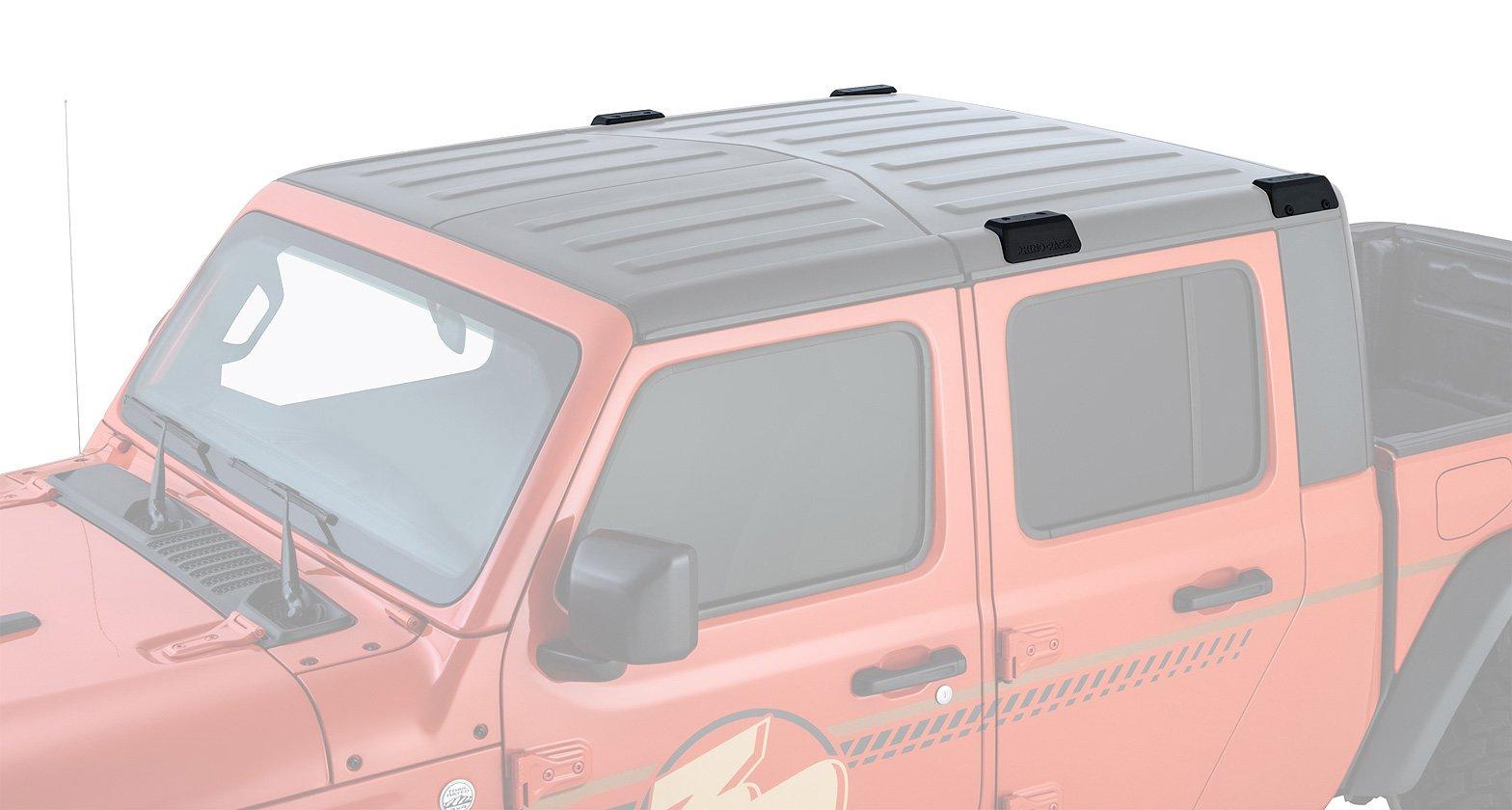 Jeep Gladiator JT Backbone image