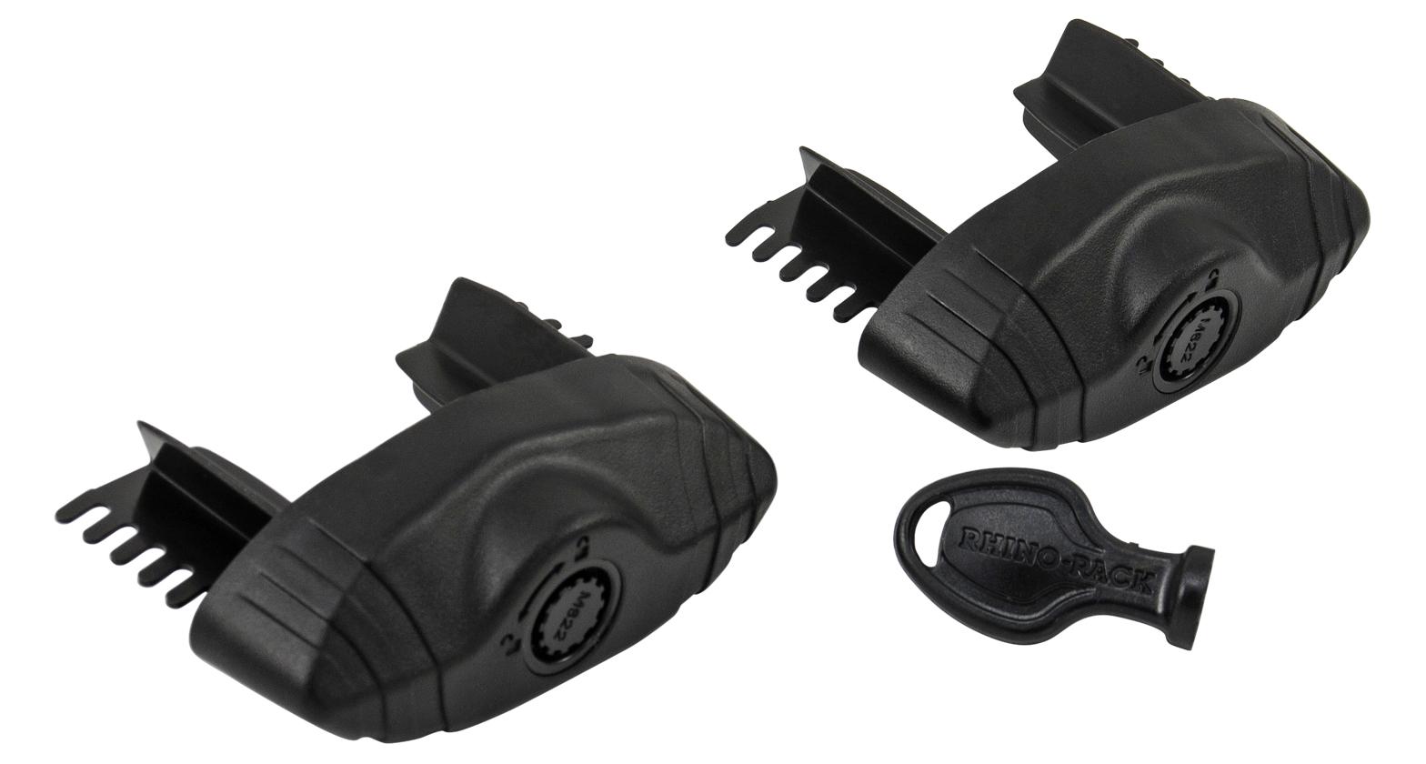 Vortex Secure Core Locking End Caps (x2)