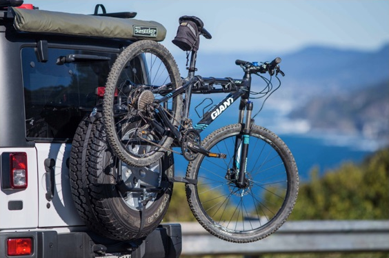Do you want to carry bikes on your trailer or caravan? image