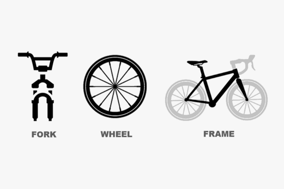 How do you want to attach your bike? image