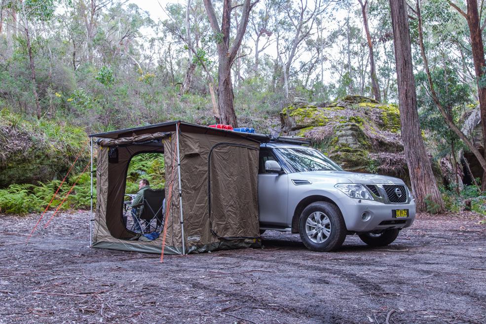 Base Tent