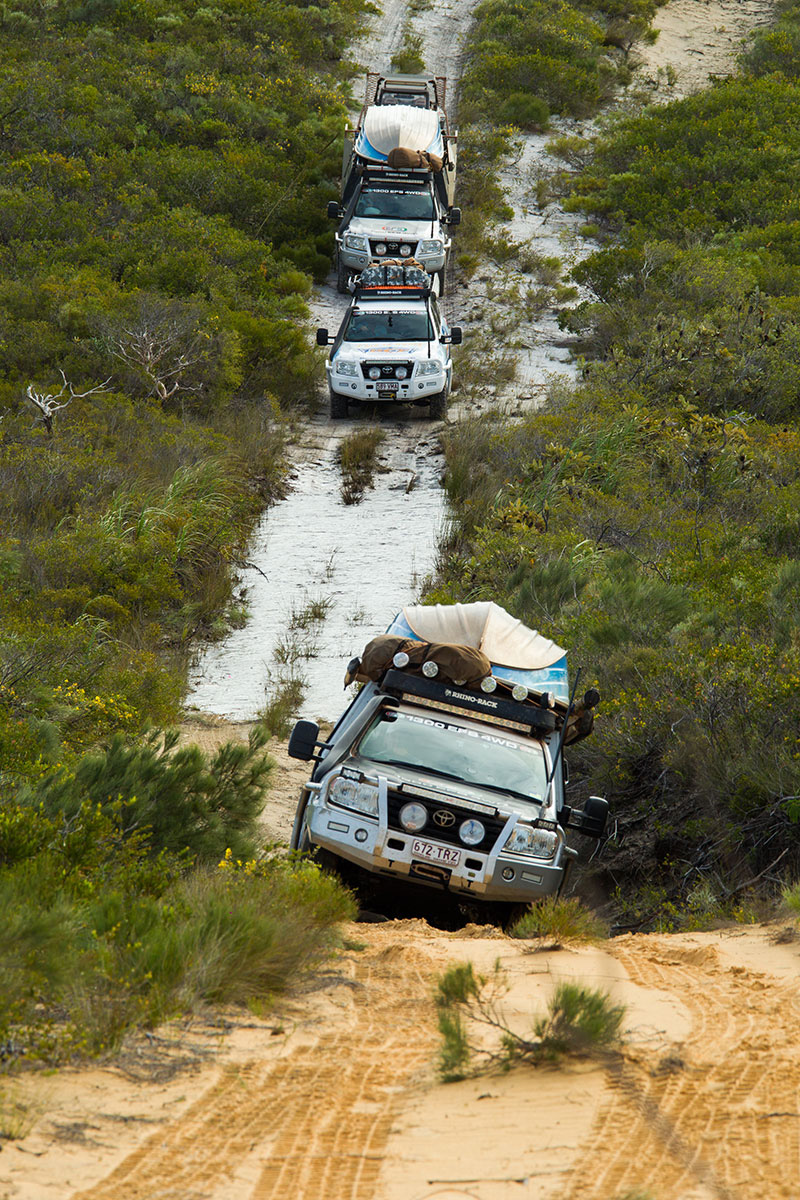 rhino rack, all 4 adventure, competition, cape york