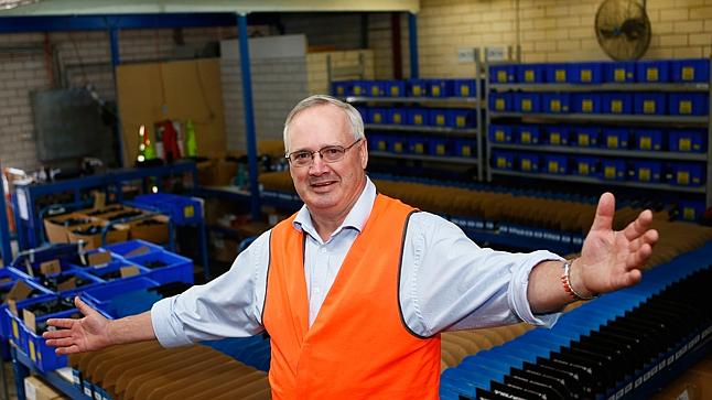 rhino rack, australian made, australian manufacture, Richard Cropley, Business Review Weekly
