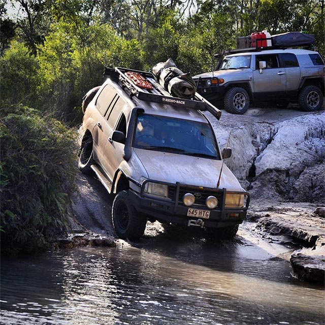 Rhino-Rack Customer Adventure Series Paddy Sheehan 1