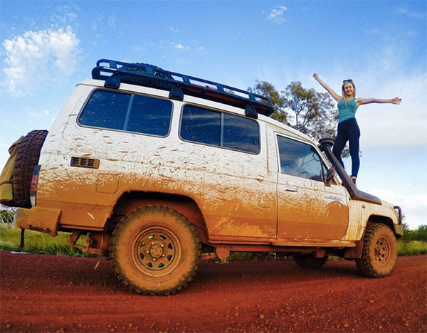 Customer Adventure Series Holly Mohr