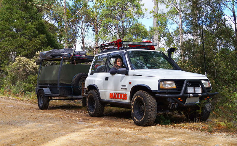 rhino-rack, tasmania, adventure, camping, 4wd, off-road