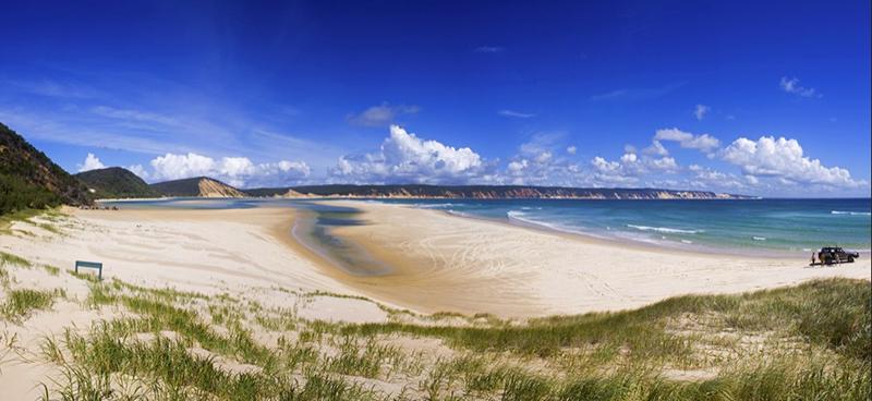 rhino rack, adventure, long weekend, australia day, paradise, double island point, customer adventure series