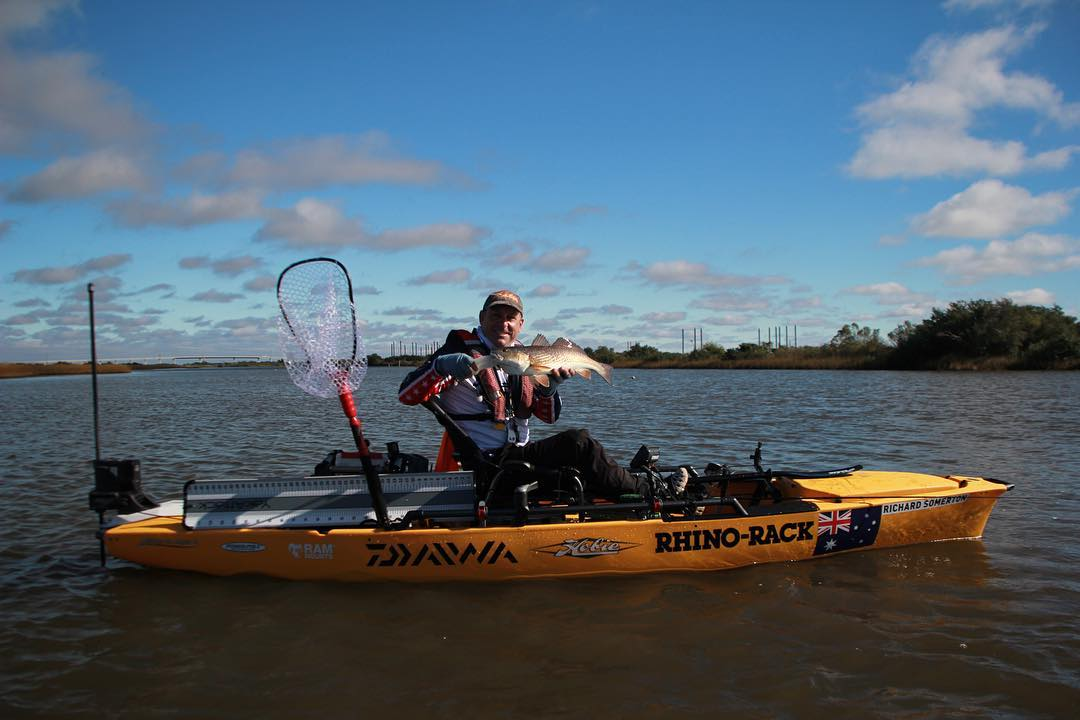 Hobie fishing worlds