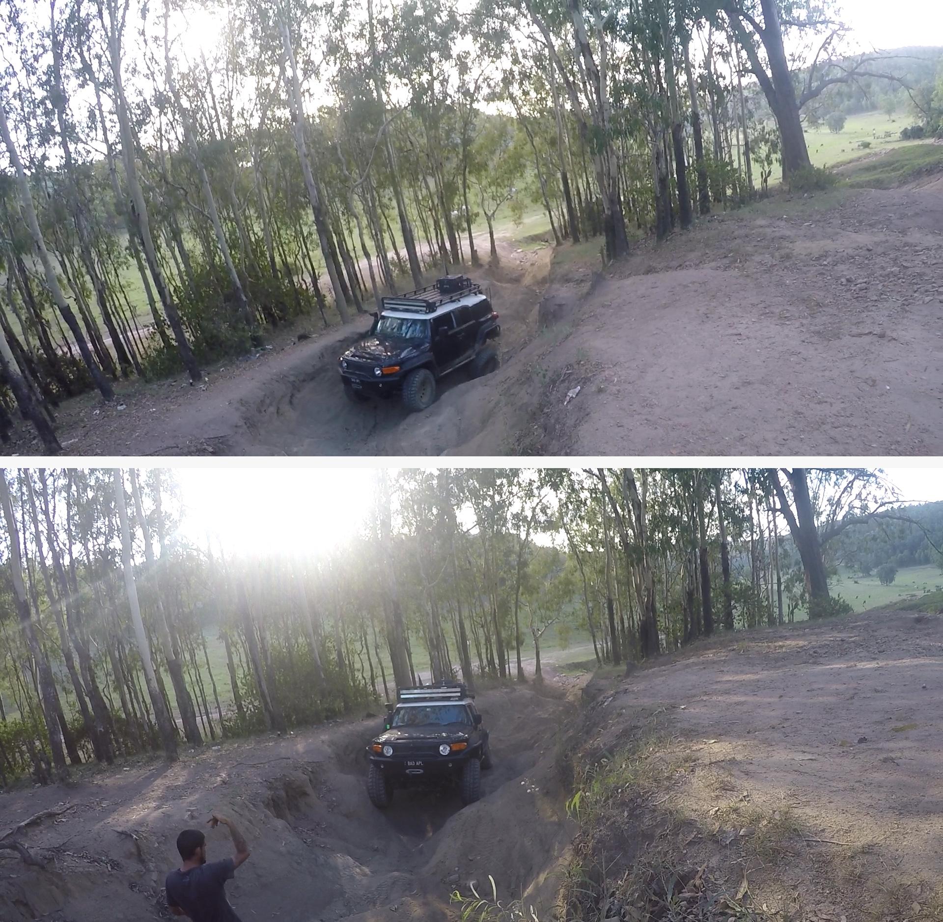 Camp-Road
