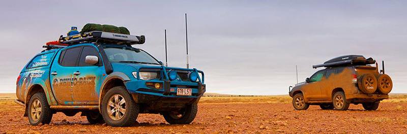 rhino rack, northern territory, road trip, red dirt