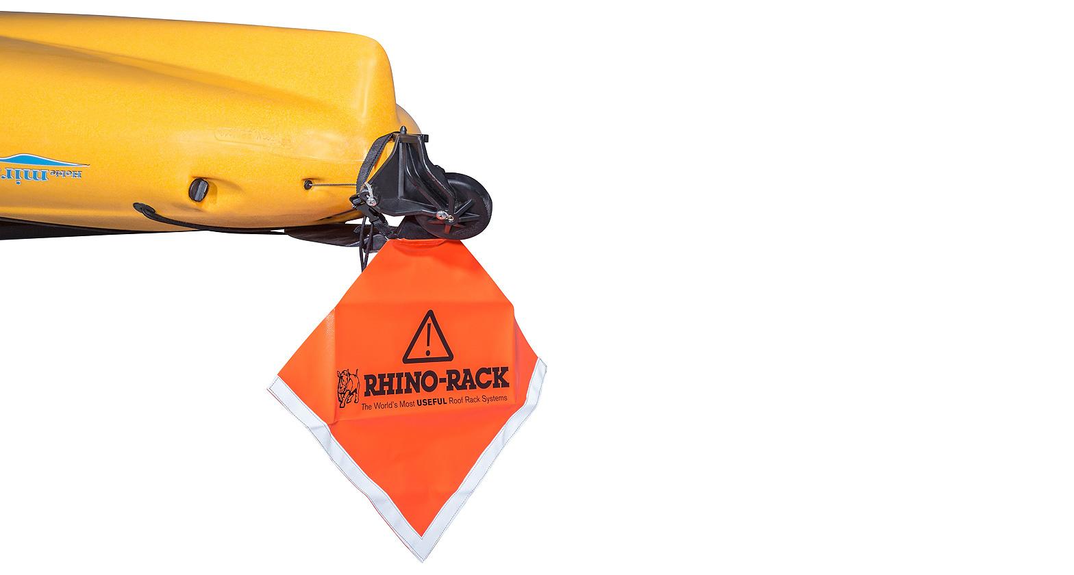 Long load Warning sign